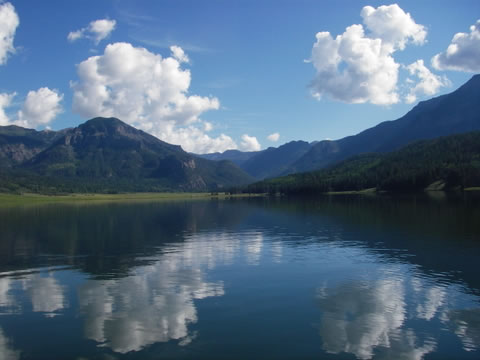 Photo: Williams Creek Reservoir, Colorado